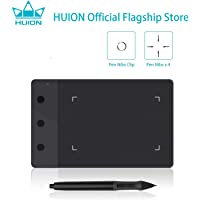 HUION H420 OSU Tablet Graphics Drawing Signature Pad with 3 Express Keys