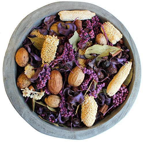 Funky Christmas Decor Ideas - Potpourri (Fresh Lavender) Handmade In Lancaster County By Nature's Lot, 28-32 oz by volume | by Urban Legacy (Fresh Lavender)