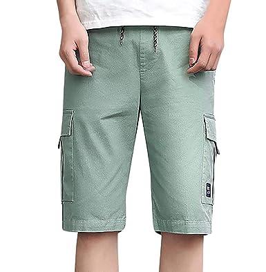 Pantalones Cortos De Carga Cortos Ropa Festiva Pantalones Hombres ...