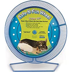 Ware Safe-N-Fun Wheel For Small Animals, Large/11""