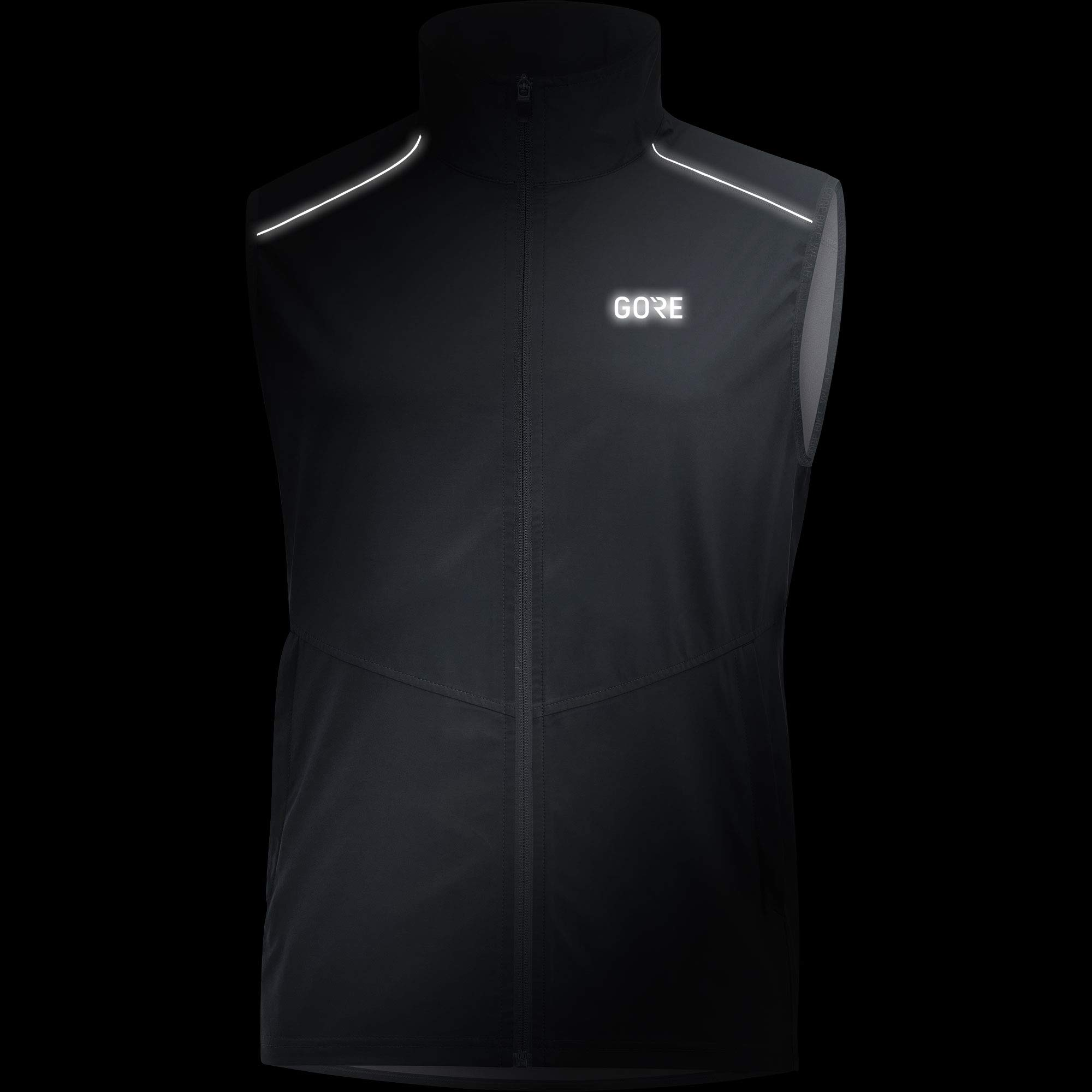 Gore Men's R3 Gws Vest,  black,  L by GORE WEAR (Image #3)