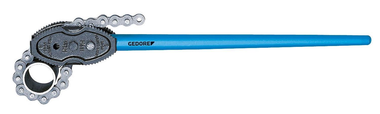 GEDORE 122004 Kettenrohrzange Zoll amerikanisches Modell 3//4-4