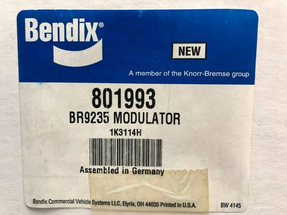 Amazon com: BENDIX ABS Modulator Valve 801993: Industrial