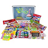 A Very Sweet Happy 112th Birthday Gift - Candy Giftset - Making The World Brighter Since 1904 for 112th Birthday