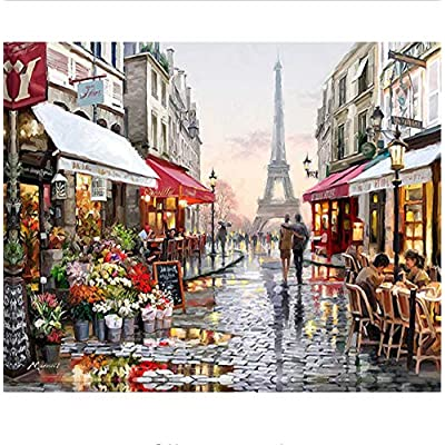 Classic Jigsaw Puzzles 1000 Pieces Adults Puzzles Wooden Puzzles Shipping Europe Landscape Fami DIY Home Decor,75X50Cm: Toys & Games