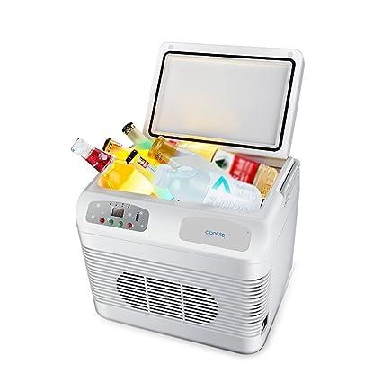 Amazon.es: GEGEQUNAERYA Congelador para coche (12 l/12 l/emi ...