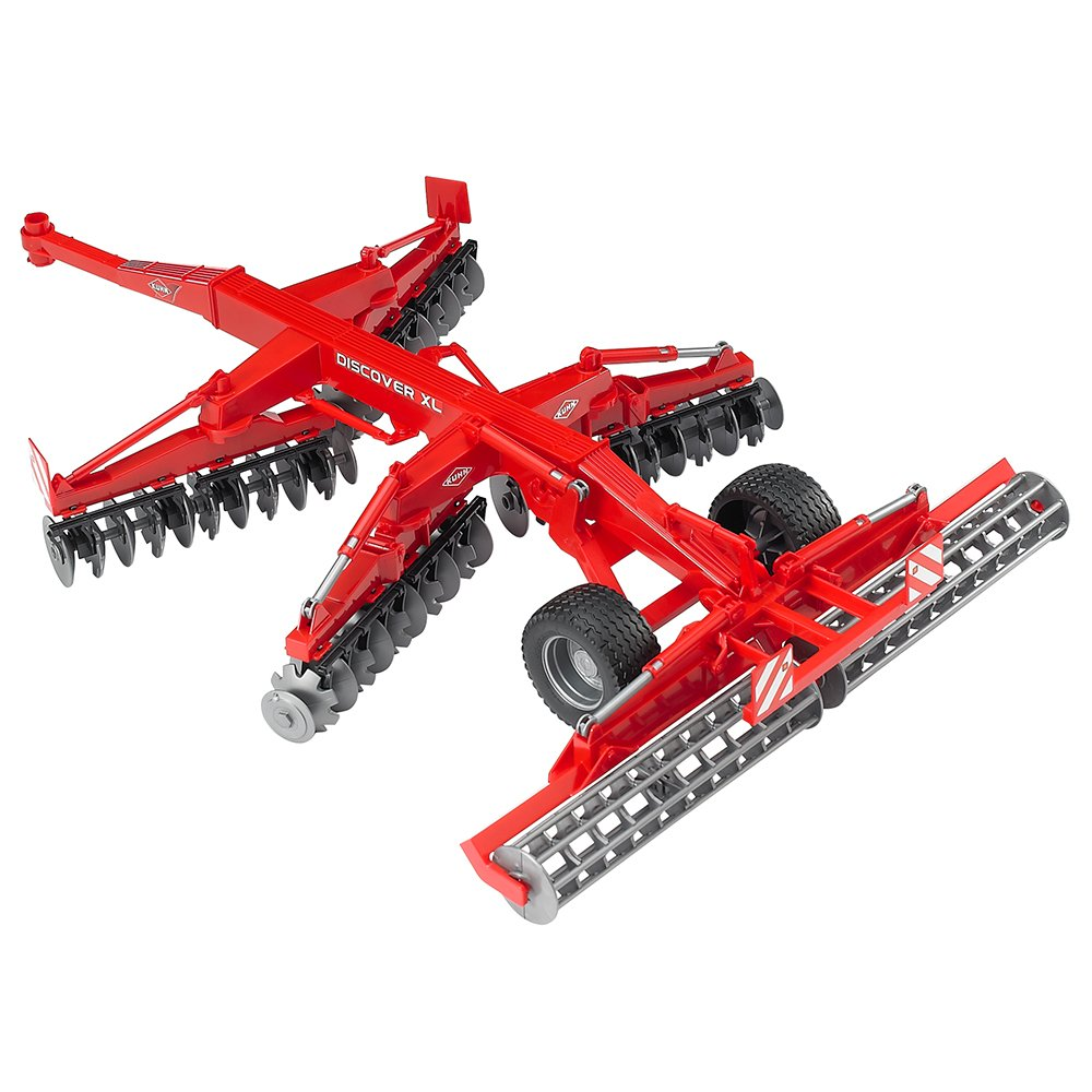 Kuhn disc harrow discover XL