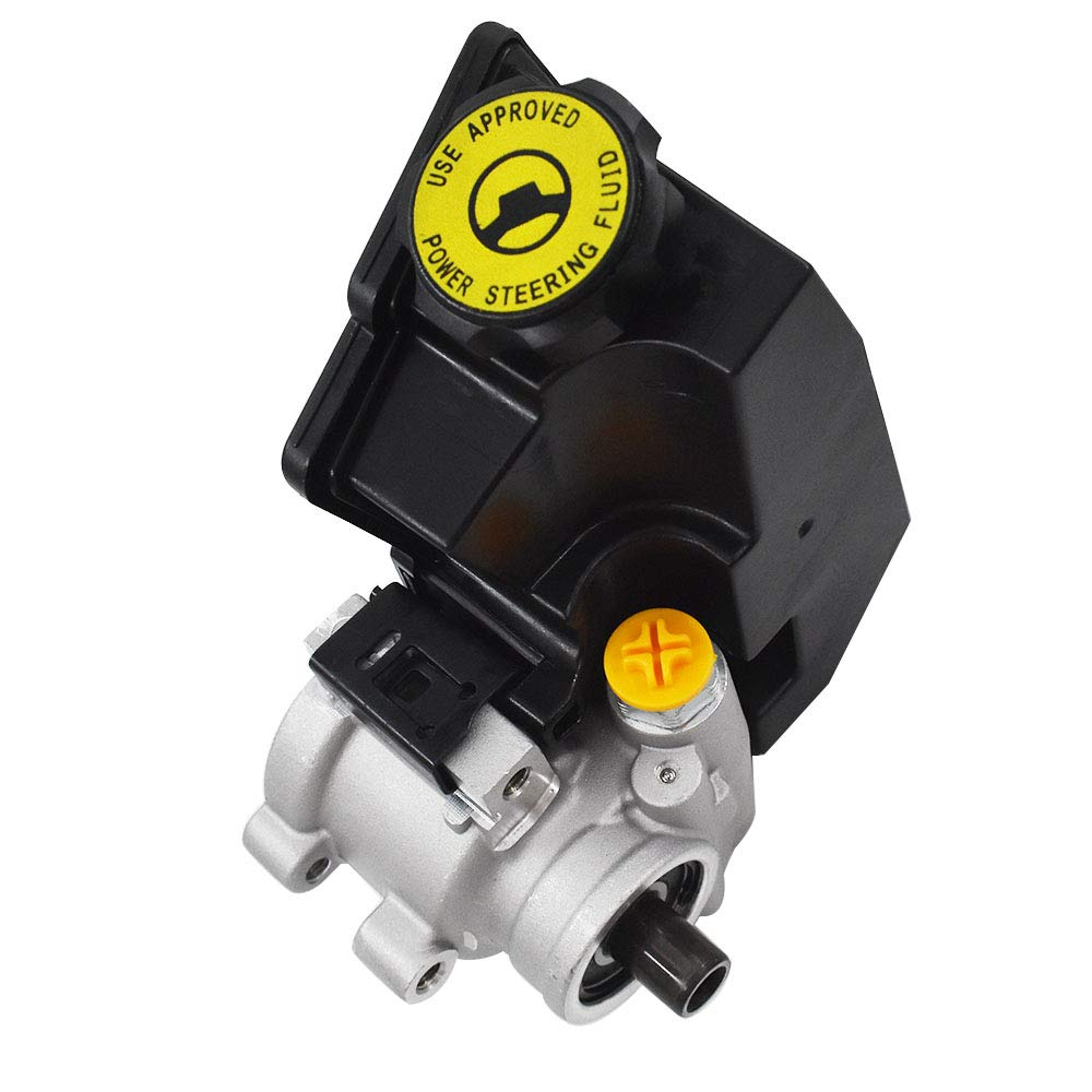 New Power Steering Pump For 1996-2003 Jeep Cherokee Wrangler TJ 4.0L l6 GAS OHV