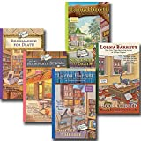 A Booktown Mystery Series Set (2009) by  Lorna Barrett in stock, buy online here