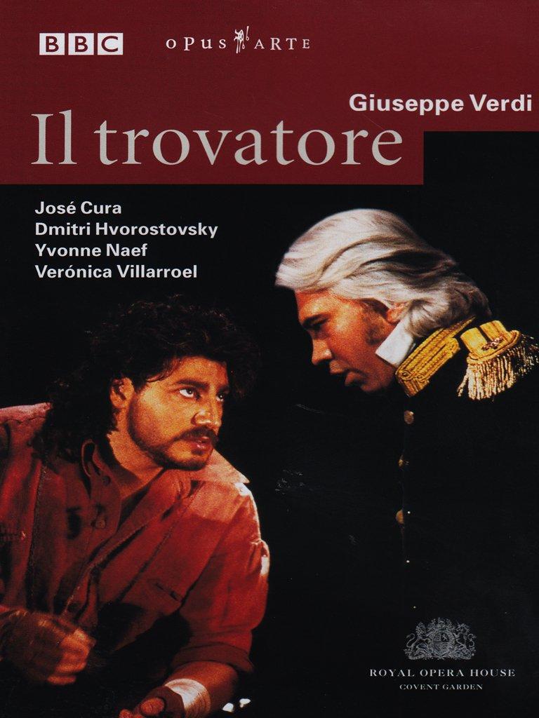 Il Trovatore Cover Picture