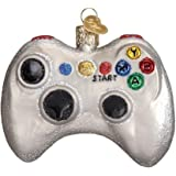 Old World Christmas Video Game Controller Glass Blown Ornament