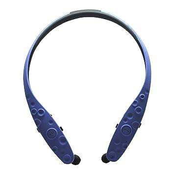Cuello Bluetooth auricular 4.1 Por sunwand: Emoji: earbuds-bluetooth inalámbrico por Bluetooth in-ear auriculares estéreo incorporado micrófono con ...