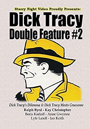 Excited too who was dick tracys wife