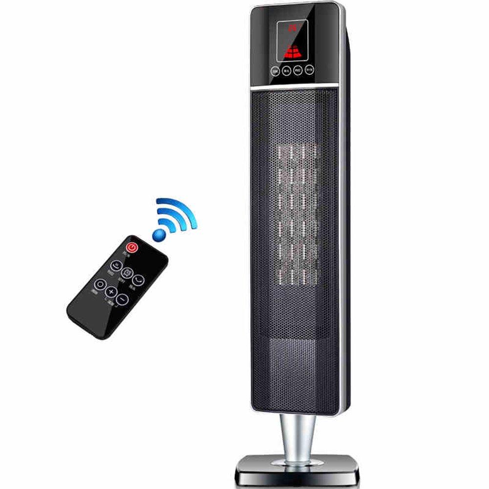 Acquisto FEIFEI Termosifone Riscaldatore del riscaldatore della torretta di stile della torretta di stile domestico PTC Heter Risparmio energetico Ventilatore di aria calda Telecomando intelligente Facile da spostare Prezzi offerte