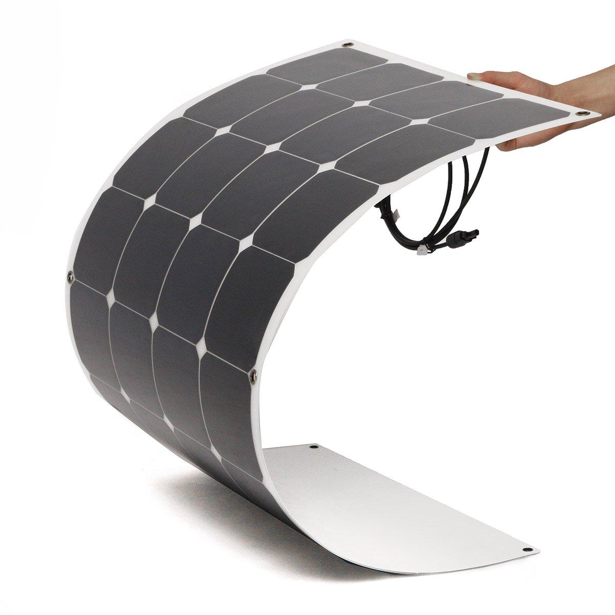 高速配送 Prament 100 w Prament w v 半フレキシブルソーラーパネル v 10a 12 v 24 v ソーラーコントローラー B07G7C4KSQ, ORIGINAL PRINT CloveR:d31bbd4d --- itourtk.ru