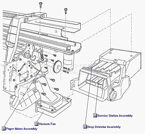 HP C4821-60005 OEM - Cyan printhead cleaner