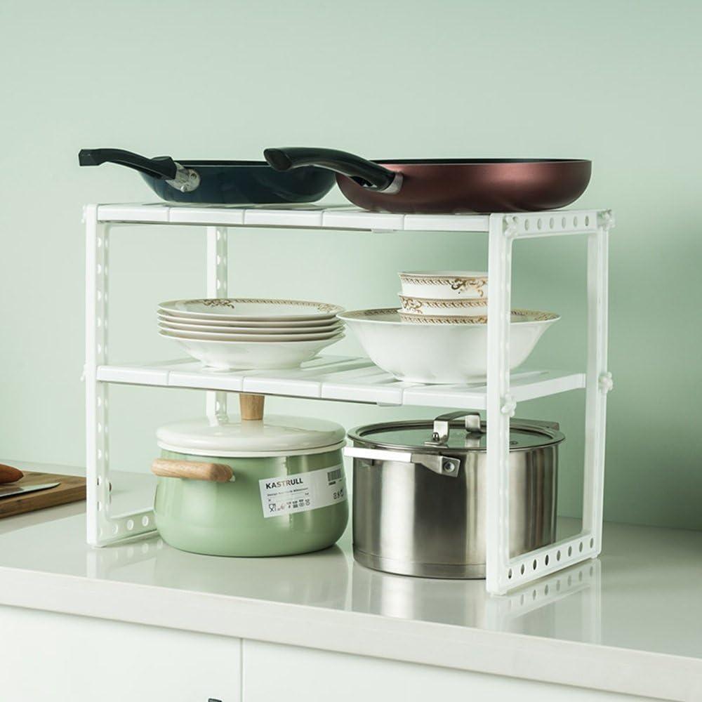 Shelves Regale YXGH- Küche Doppelspüle Gewürzaufbewahrung