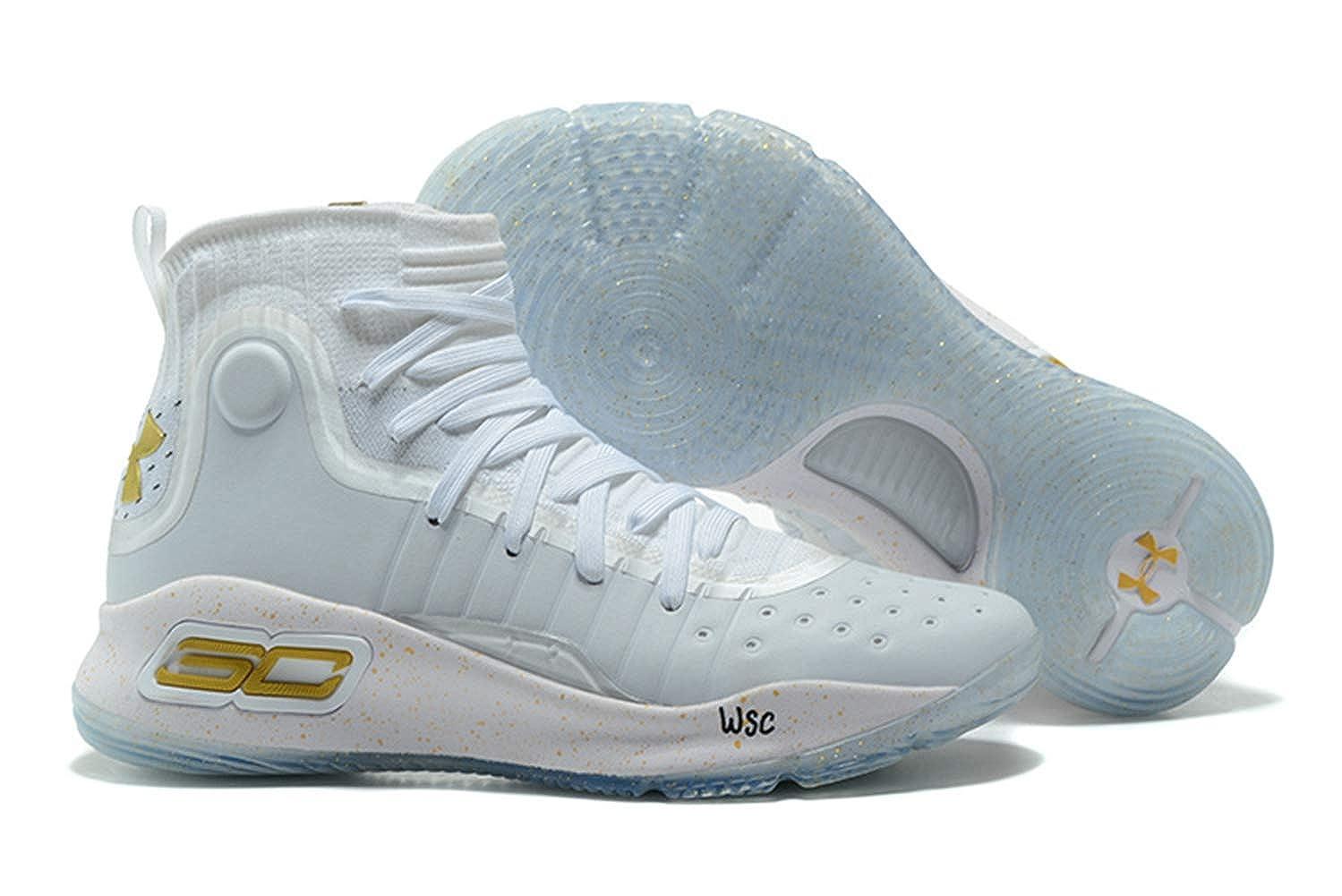 Under Armóur UA Curry 4 Zapatillas de Baloncesto para Hombre ...