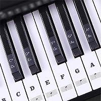 Luckbaby Klavier - Pegatinas para teclados de 54/61