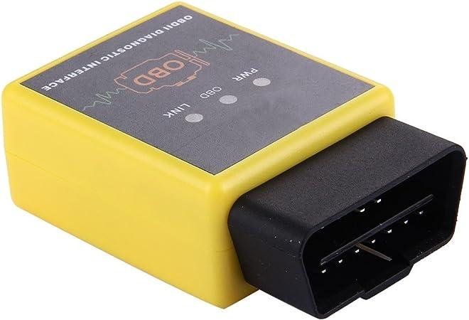 Sm Pc Obd 2 Ii Kfz Auto Bluetooth Diagnosegerät Computer Zubehör