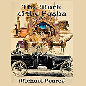 The Mark of the Pasha Audiobook