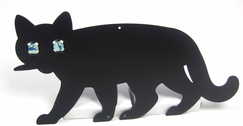 Miles Kimball Garden Black Cat