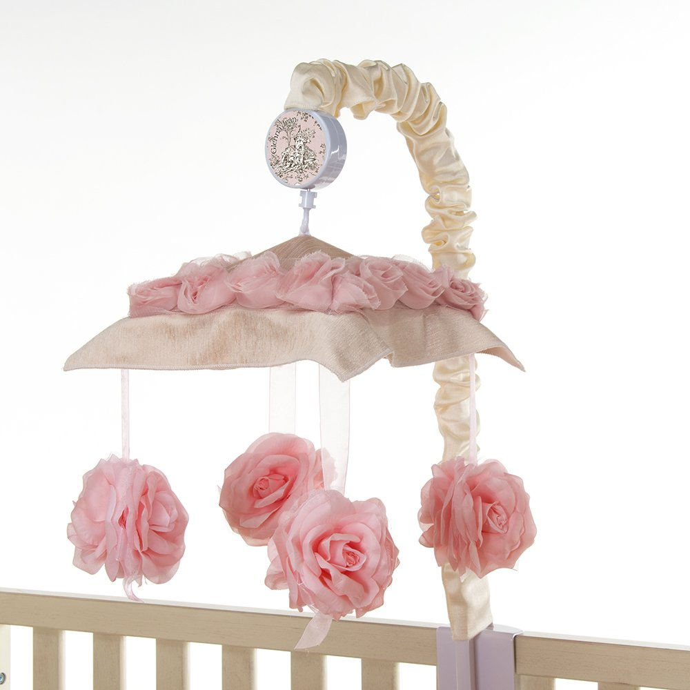 Glenna Jean Maddie Mobile Arm Cover 54'', Crib, Baby Nursery