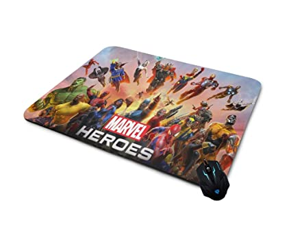 GMX Mousepad for Gaming with Marvel Heroes Omega ps for pc