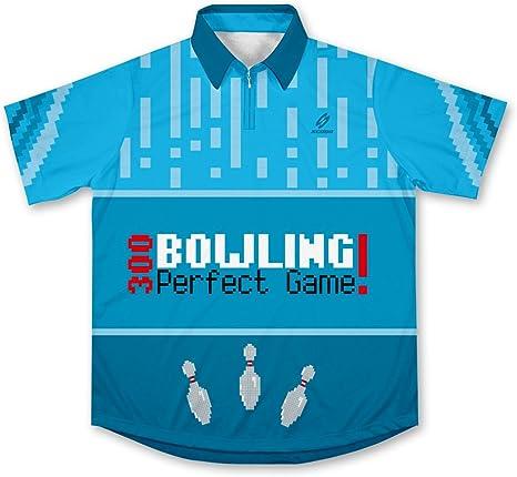 Game Bowling Jersey Camisa de Bolos -: Amazon.es: Deportes y aire libre
