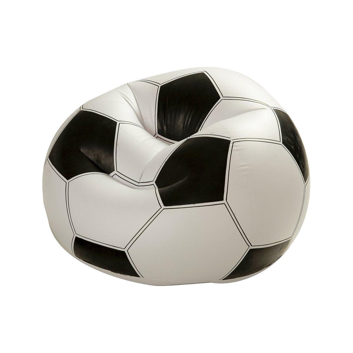 Dabuty Online, S.L. Sillon PUF hinchable diseño balon de ...
