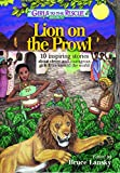 Girls to the Rescue #2―Lion on the Prowl: 10 inspiring stories about clever and courageous girls from around the world