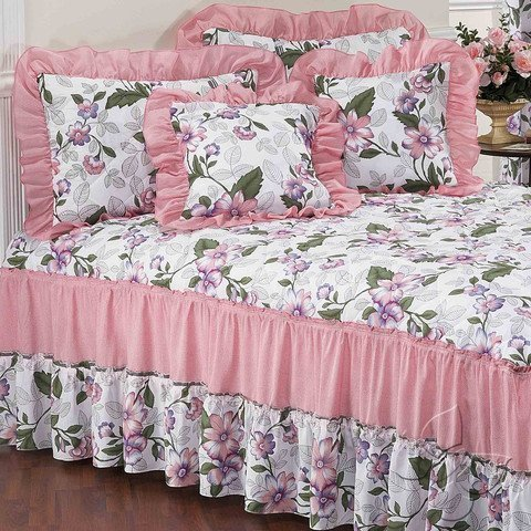 Portofino Bedspread Set (King) (Portofino Comforter Set)