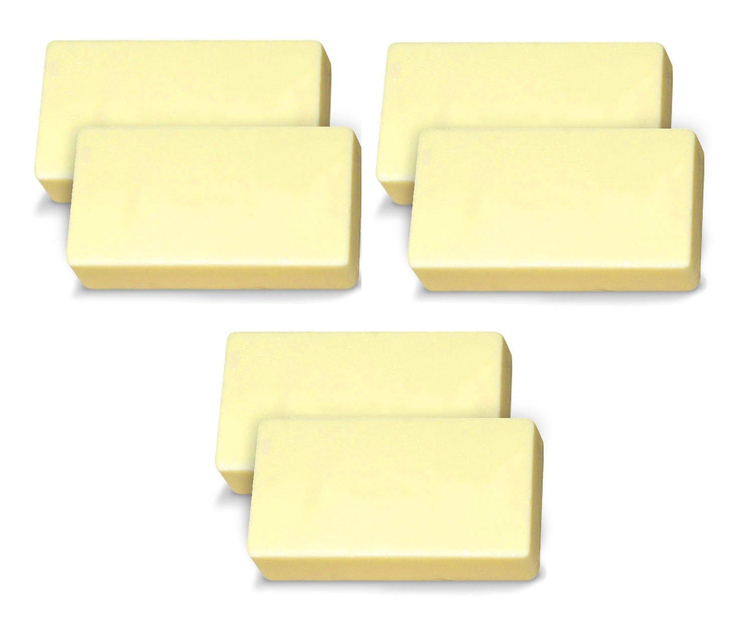 Premium Sulfur Lavender Soap   10% Sulfur Advanced Cleaning Bar 4oz (6-4oz Bars)