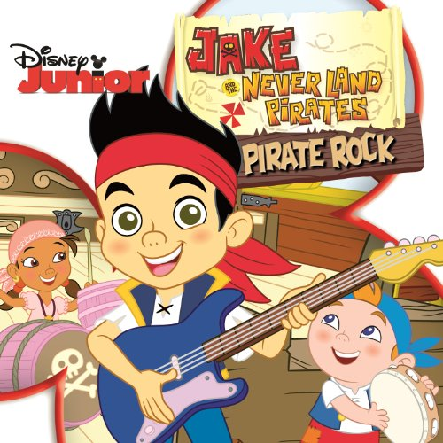 Amazoncom Jake and the Never Land Pirates Pirate Rock The