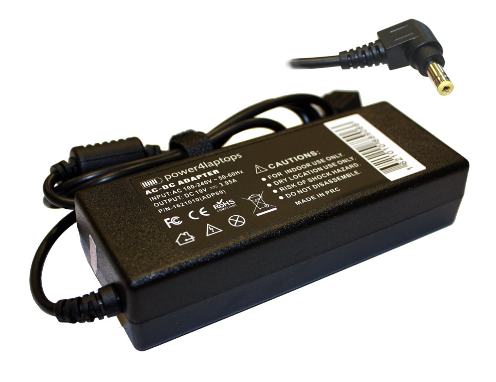 Power4Laptops Toshiba Satellite P200-1HM Cargador de bateria ...