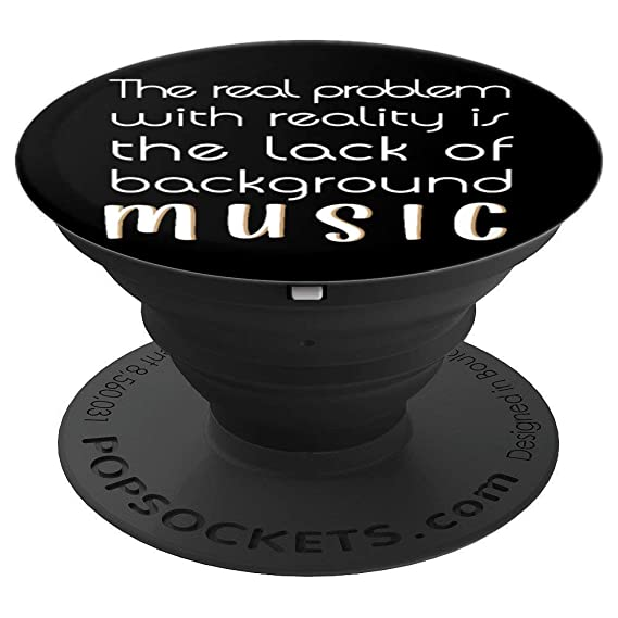 Amazon com: Problem With Reality Is Lack of Background Music