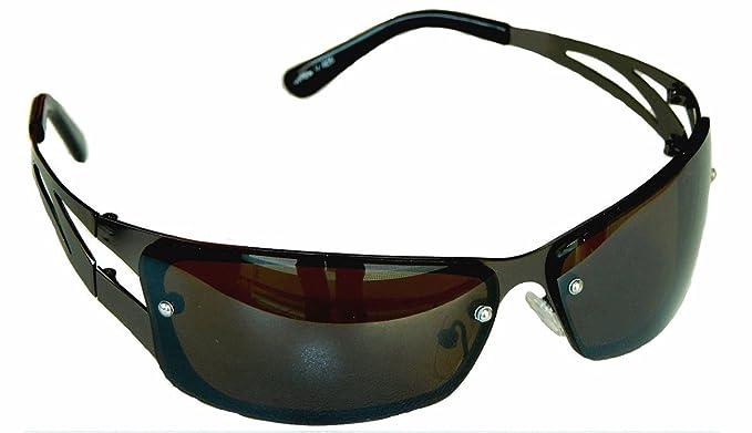 Matrix Sonnenbrille Dunkelbraun Dunkel Sportbrille Motorradbrille Sport Brille (dunkelbraun) JkVzwf