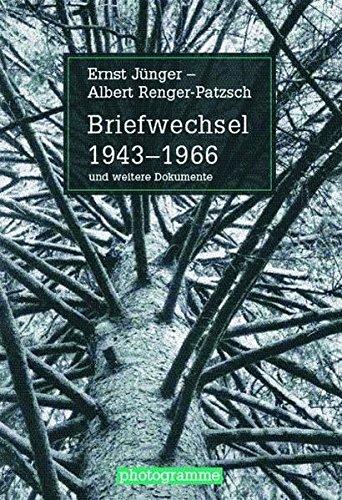 Briefwechsel 1943-1966 und weitere Dokumente (Photogramme)