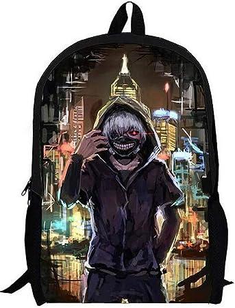 Siawasey Tokyo Ghoul Anime Kaneki Ken Cartoon Messenger Bag Shoulder Bag