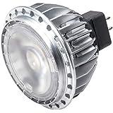 Cree MR16-50-30K-40D - 8.7 Watt - LED - MR16 - 50 Watt Equal - 1296 Candlepower - CRI 90 - 3000 Kelvin - 90 Color Rendering - 40 Deg. Flood