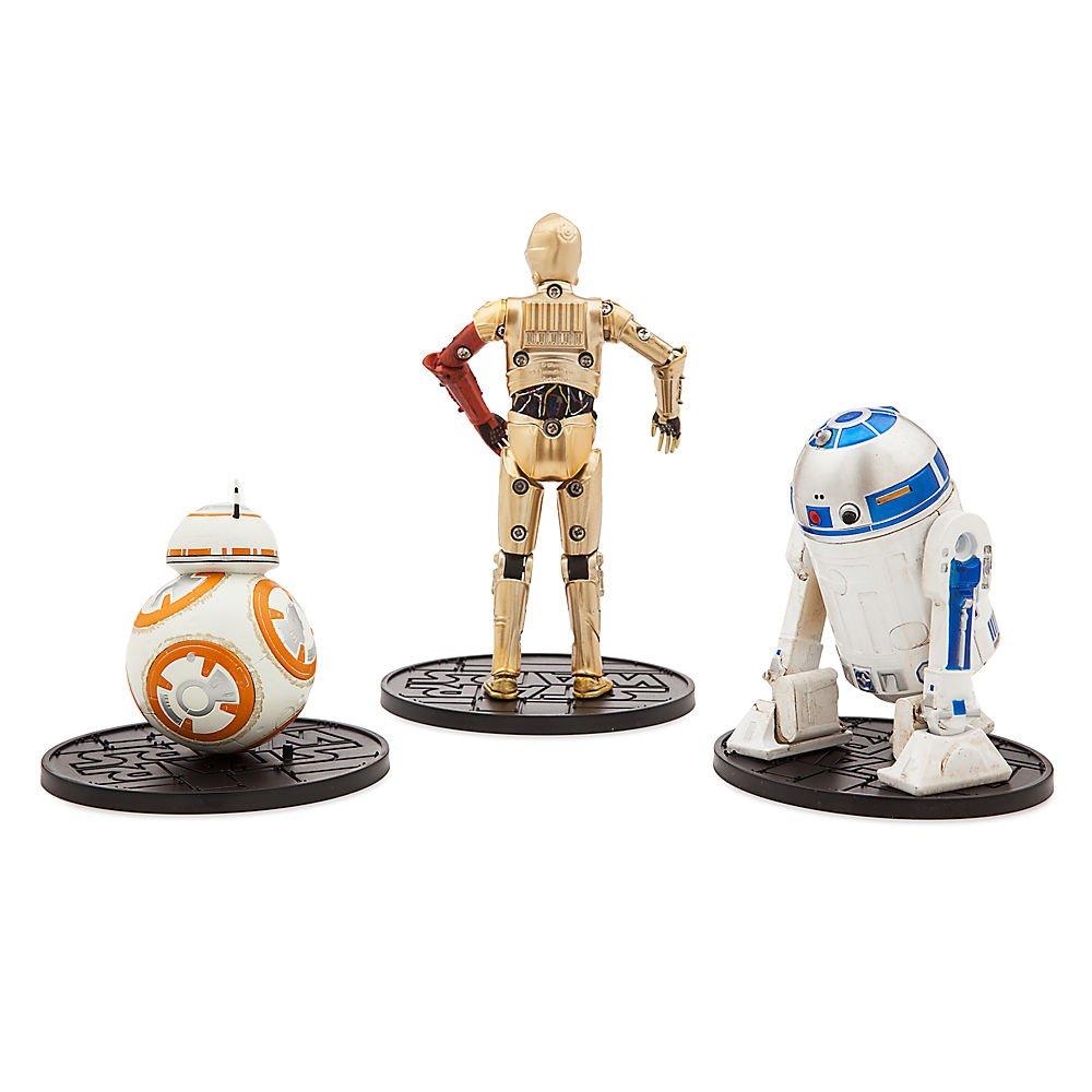 Star Wars Droid Gift Pack Elite Series Die Cast Action Figure Set The Force Awakens Disney 461013382420