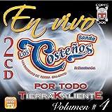 Banda Los Costenos (En Vivo Volumen 4) 306
