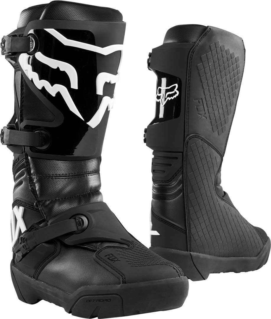 Black 9 Fox Racing 2020 Comp X Boots