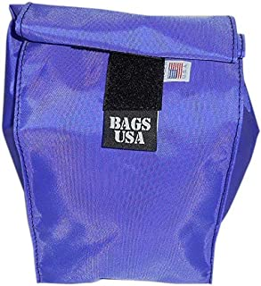 product image for LUNCH BAG, REUSABLE,WASHABLE MADE IN U.S.A. (Purple)