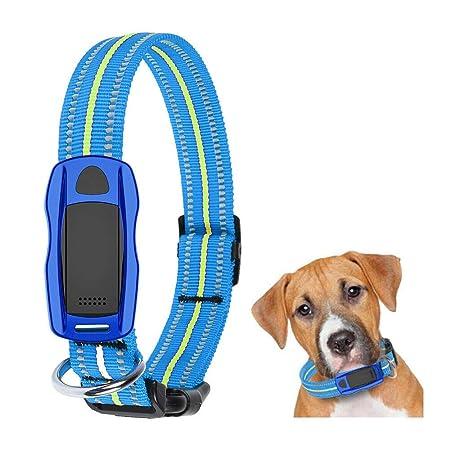WYXIN Rastreador GPS para Mascotas para Perros y Gatos ...