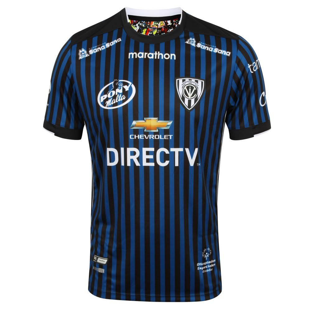 Independiente del Valle Home Trikot 2017