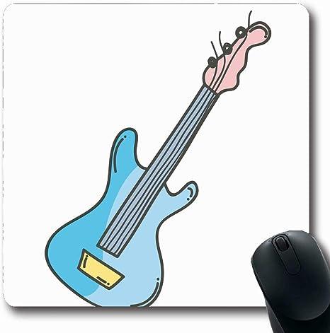 Alfombrillas para computadoras Bonito parche Guitarra linda ...