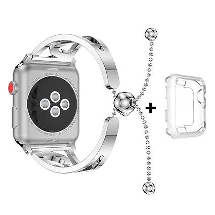 Amazon.com: Trcode – Correa de reloj de repuesto para mujer ...