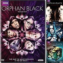 Orphan Black: Season 1 - 4 Complete Series