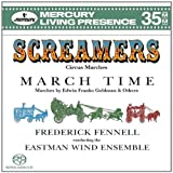 Screamers, Circus Marches, March Time (3-Channel and Stereo Hybrid SACD) by Fennell, Frederick (2005-05-10)